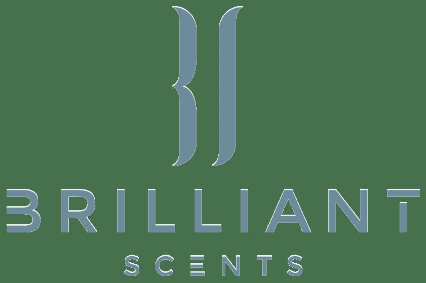 Brilliant Scents home luxury scents logo